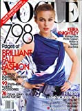 Vogue Magazine September 2008 Issue Keira Knightley Cover