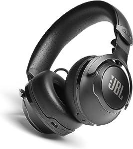 JBL CLUB 700, Premium Wireless Over-Ear Headphones with Hi-Res Sound Quality, Black