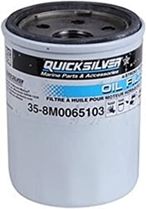 MERCURY FOUR STROKE OUTBOARD OIL FILTER 35-8M0065103