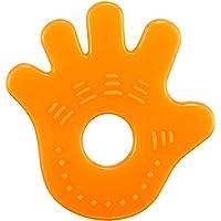 Simba Orange Flavour Silicone Teether, Hand