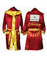 Rocky Balbo RED Movie Italian Stallion Boxing Robe