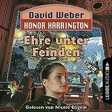 Ehre unter Feinden (Honor Harrington 6) Hörbuch von David Weber Gesprochen von: Nicole Engeln