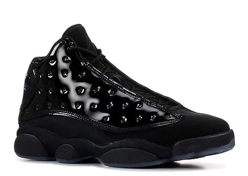 Amazon.com: Jordan Retro 13 Zapatos de baloncesto de cuero ...