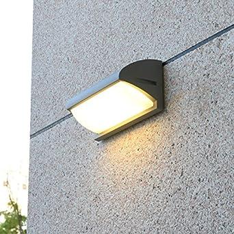 SISANLAI Lampe de Mur Haut Bas balcon extérieur Appliques ...
