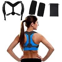 Youdiao Posture Corrector For Men & Women - Adjustable Upper Back Brace For Clavicle To Support Neck, Back and Shoulder…