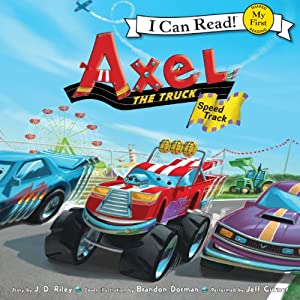 Axel the Truck: Speed Track Audiobook