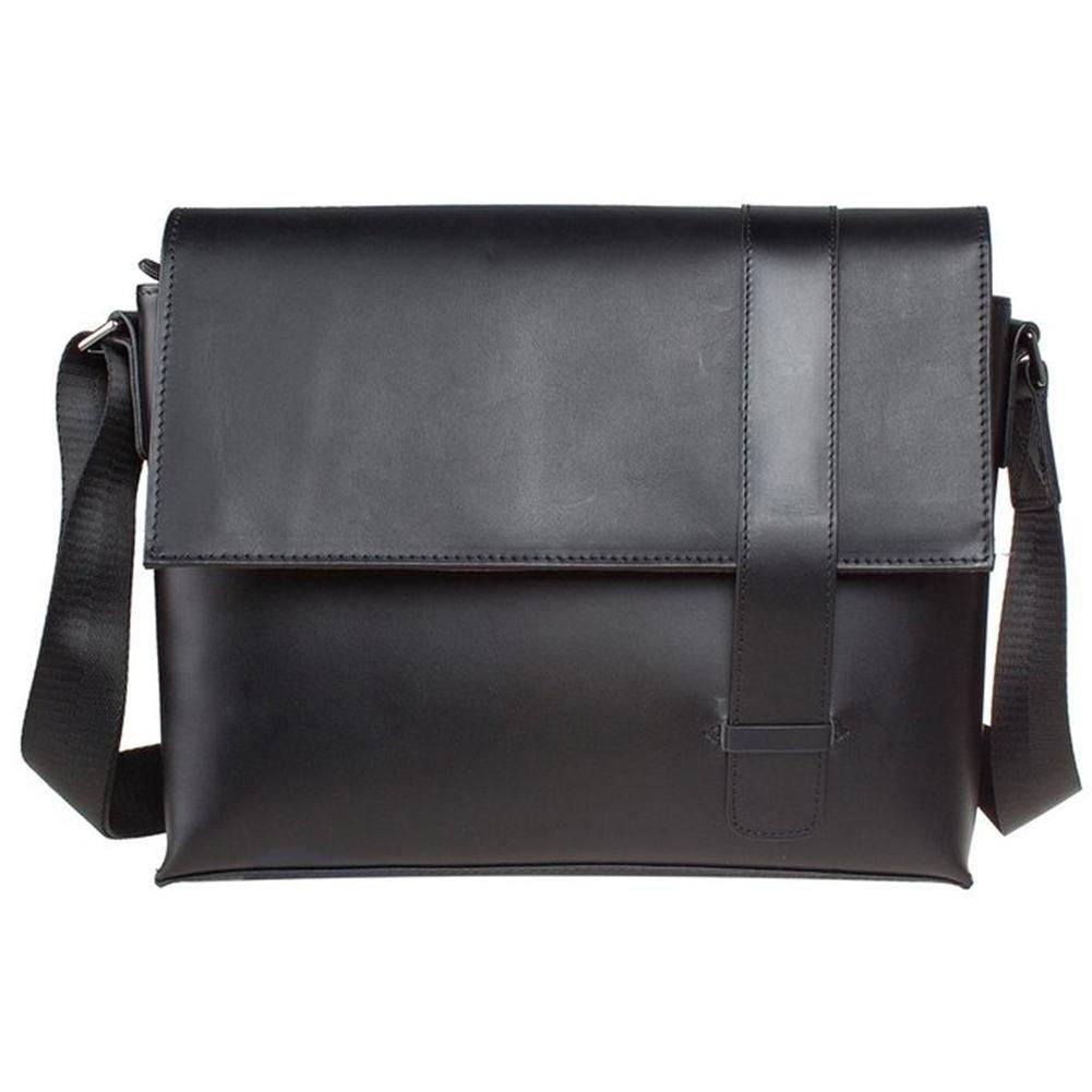 baigio sac en cuir pour homme sac de bureau porte documents sac la mode ebay. Black Bedroom Furniture Sets. Home Design Ideas