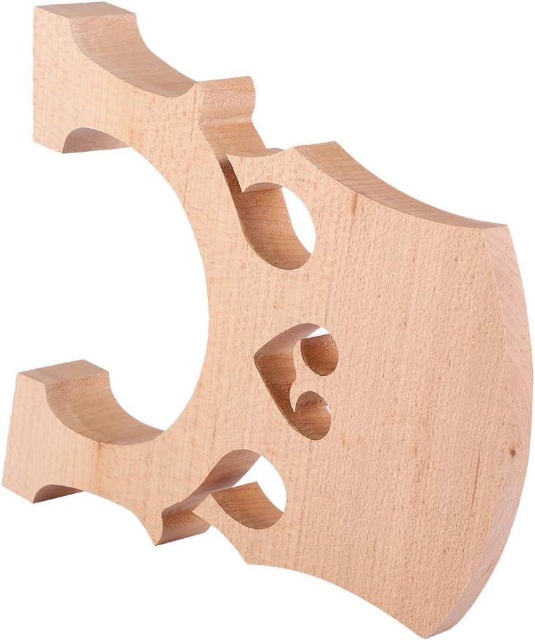 Drfeify chevalet en Bois Accessoire pour Violon 1//4 4//4 3//4