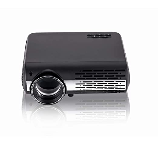 Qucking Light Proyector De Video, Proyector 1080P Proyector LED M2 ...