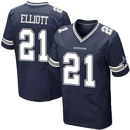 YOYO Dallas Cowboys NFL Jersey De Fútbol Hombres Denver ...