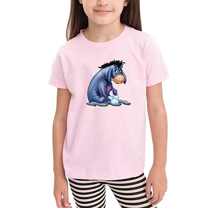 66556c1b Image Unavailable. Image not available for. Color: DAWEIshop 6-24 Month  Baby T-Shirt Acmiran Eeyore ...