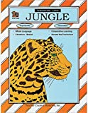 Jungle Thematic Unit, Teacher Created Materials Staff and Leigh Hoven, 1557342830