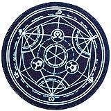 Fullmetal Alchemist Brotherhood Transmutation Circle Doormat