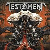 Testament: Brotherhood Of The Snake (Audio CD)
