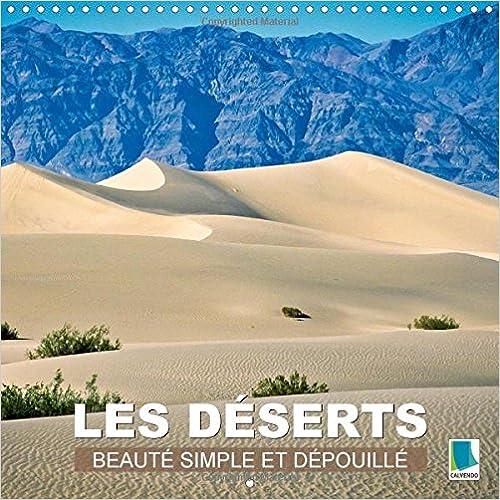 Read Les Deserts - Beaute Simple Et Depouillee: Sable Chaud Etendues Infinies - Le Desert epub, pdf