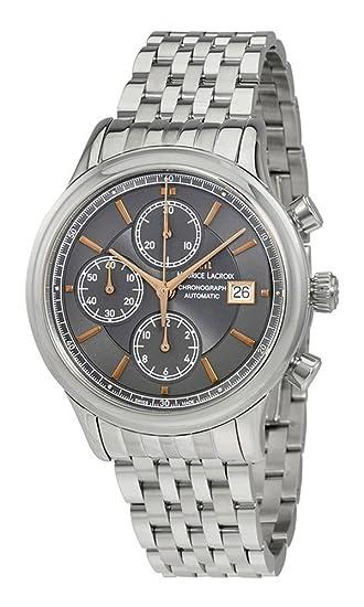 Reloj Maurice Lacroix LC6158-SS002-330-1 - Reloj Automático para hombre: Amazon.es: Relojes