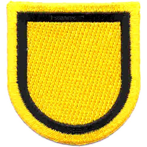 - 1st Special Forces Group Patch Flash 1964-1974