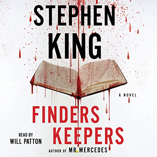Finders Keepers Audiobook by Stephen King [Free Download by Trial] thumbnail