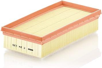 Original Mann Filter Luftfilter C 24 120 Für Pkw Auto