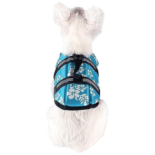 CHY Accesorios para mascotas Chaleco salvavidas para perros de ...