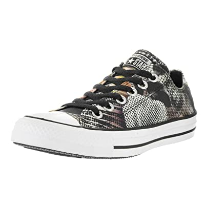 Converse Women's Chuck Taylor All Star Digital Floral Ox Basketball Shoe | Fashion Sneakers