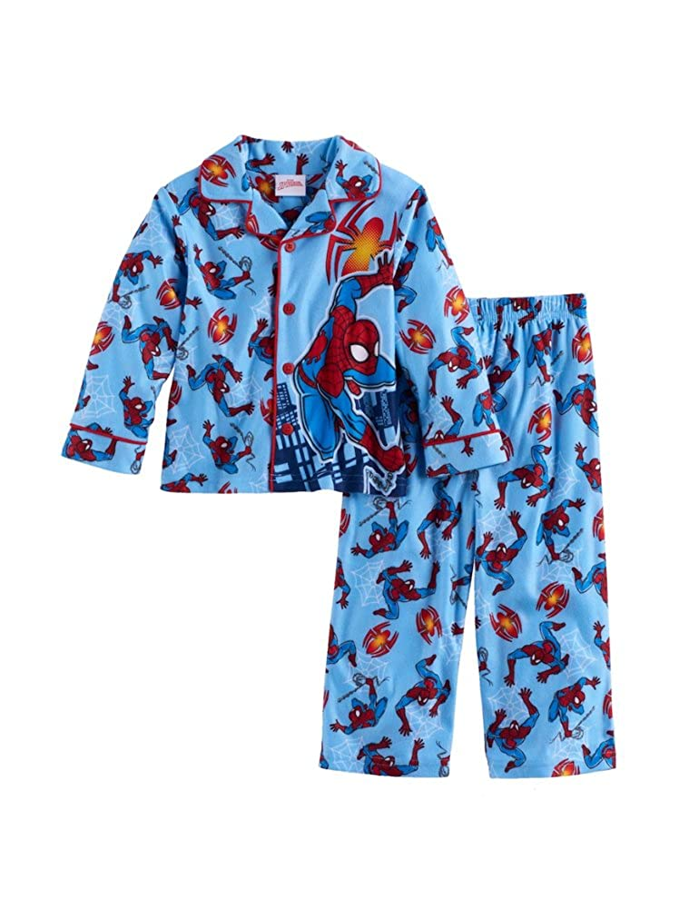 Multi AME Toddler Boys Spider-Man 2-pc Pajama Set