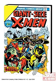 Uncanny X-Men Omnibus (v. 1) (0785121013) | Amazon price tracker / tracking, Amazon price history charts, Amazon price watches, Amazon price drop alerts