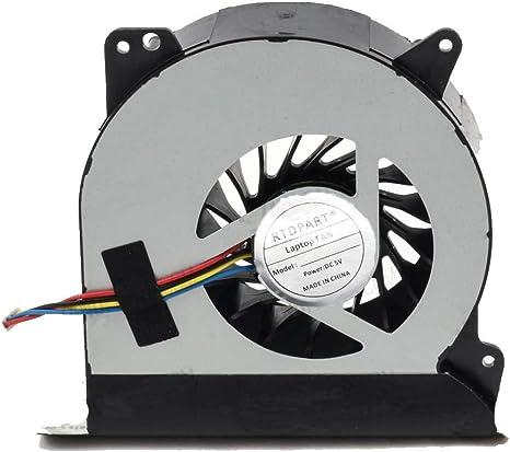 Asus G751JY Version 1 Compatible Laptop Fan Pair Please check the picture