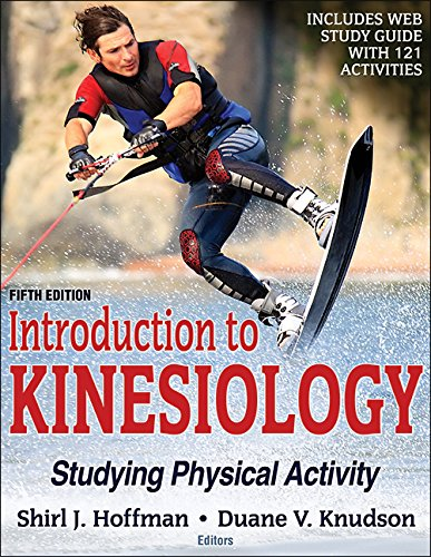 1492549924 - Introduction to Kinesiology 5th Edition With Web Study Guide: Studying Physical Activity