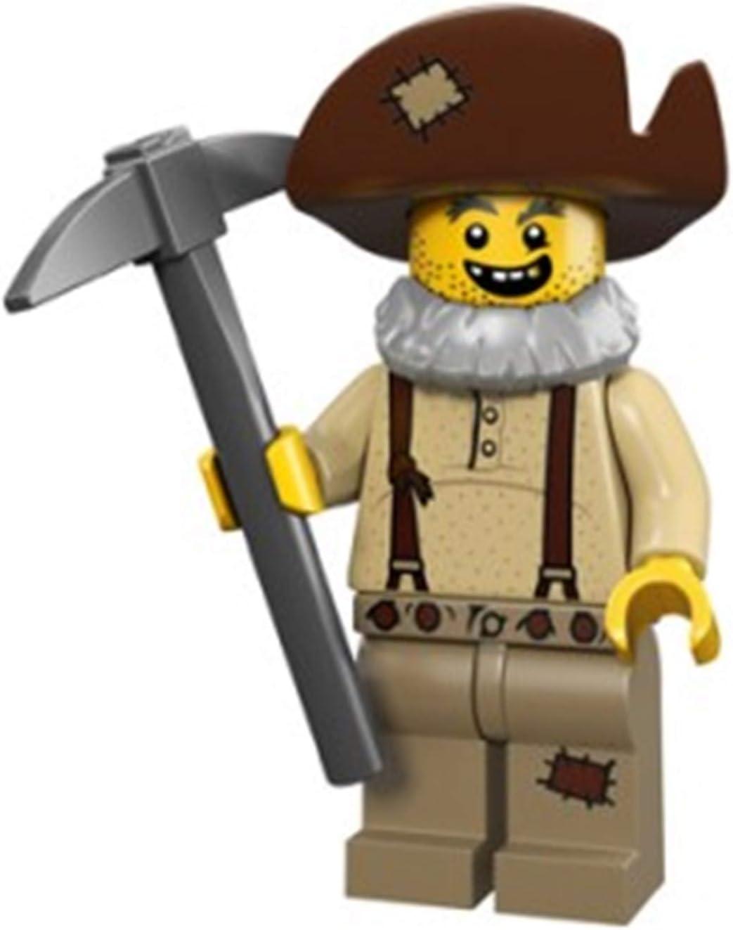 LEGO Series 12 Collectible Minifigure 71007 - Prospector Miner