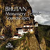 Bhutan Monastery Temple Soundscapes: Therapy New Age Relaxation Music, Japanese Garden Ambient, Buddhist Zen Meditation, Monks Life