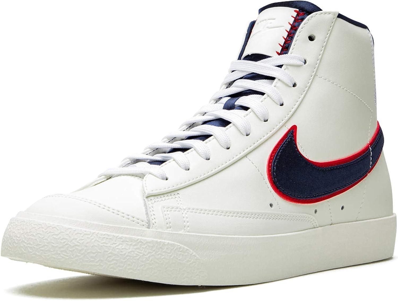 Logro Geografía Empeorando  Amazon.com | Nike Blazer Mid '77 Vintage QS (City Pride) | Basketball