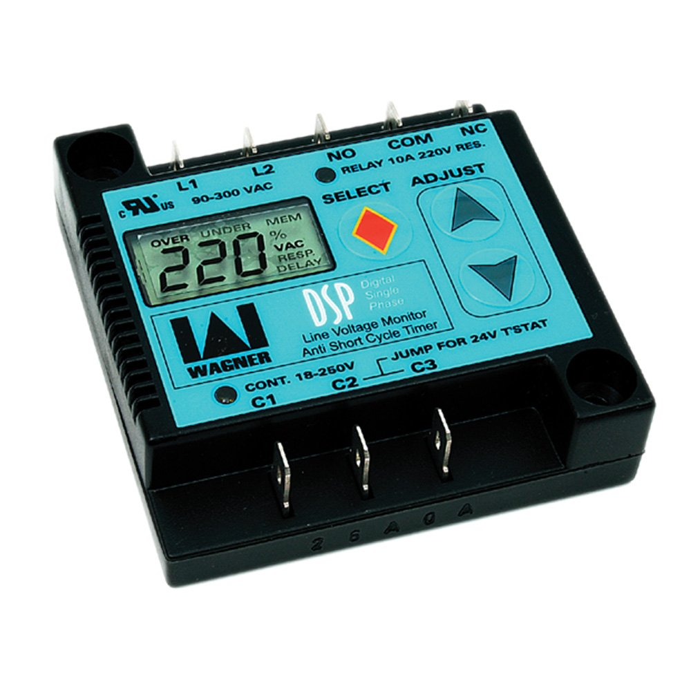 DiversiTech DSP-1 Corporation Digital Single Phase Line Voltage Monitor