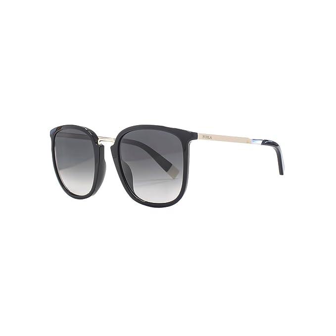 Furla Gafas de sol - para mujer Negro Black Gradient Grey 53 ...