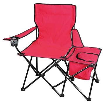 LIUQIAN Sillas de acampada Silla de playa de ocio silla ...