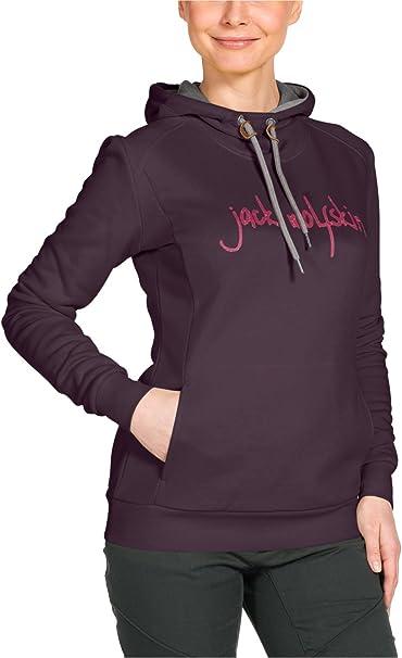 jack wolfskin pullover damen kapuze