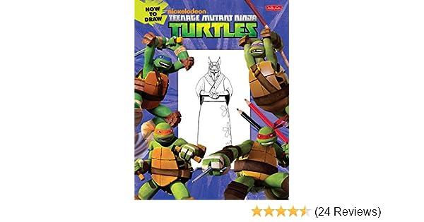 How to Draw Teenage Mutant Ninja Turtles: Learn to draw ...