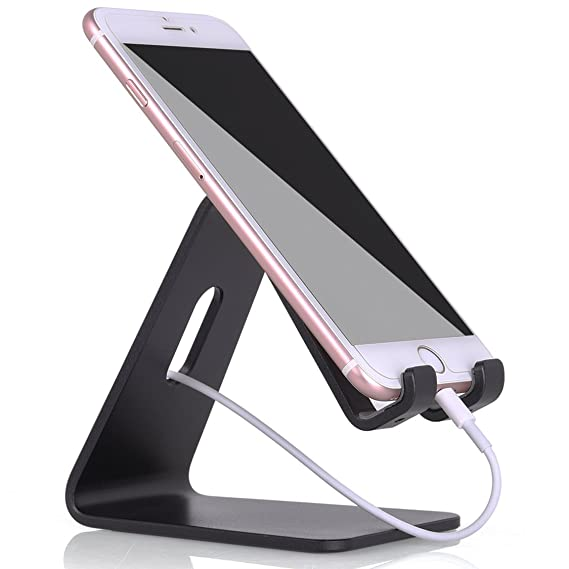 Mobile Phone Accessories Universal Golden Electronics Smart Device Aluminum Alloy Mobile Phone Desk Stand Holder Mount Bracket For Iphone Various Styles Cellphones & Telecommunications