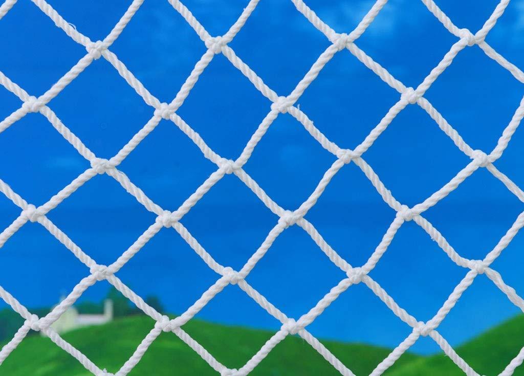 ANquanwang Nylon Filet de Prougeection du Terrain de Football Filet de Basket-Ball Tennis de Table Tennis Volley-Ball Lieu d'isolement réseau de décoration réseau