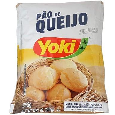 Pan De Queso Yoki 250 G: Amazon.es: Alimentación y bebidas