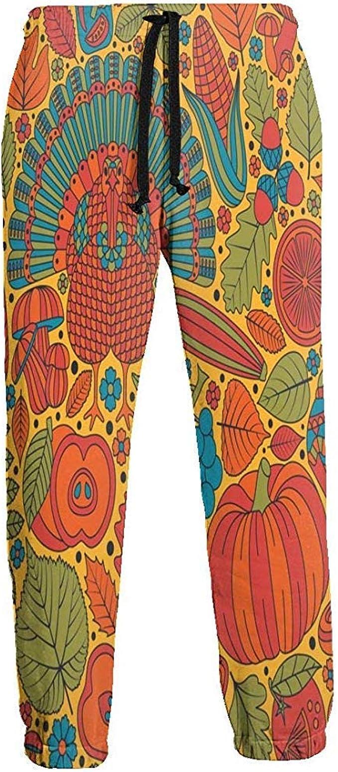 Eternity Bliss Día de Acción de Gracias Varios Pantalones de ...