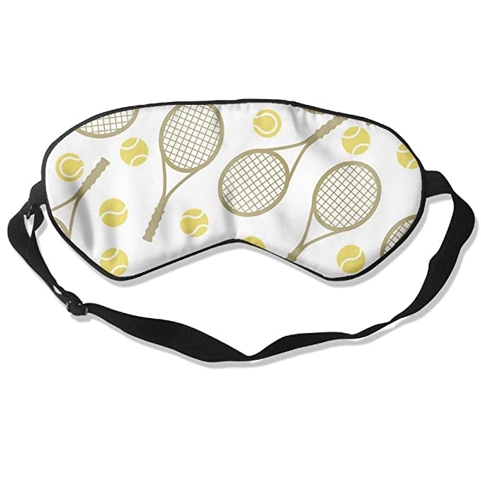 Amazon.com: Zoe Diro - Máscara de dormir de tenis con patrón ...