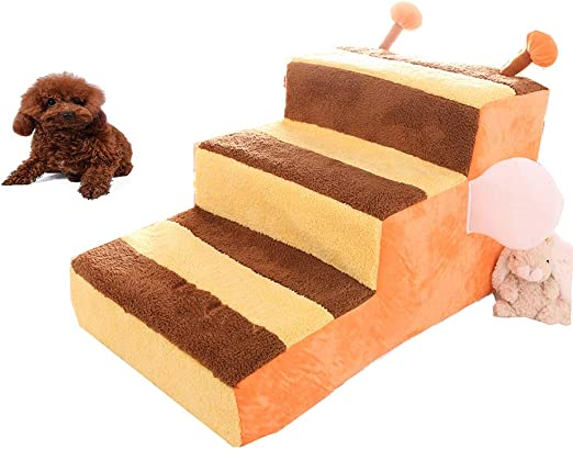Escaleras Para Mascotas Escaleras Para 3 Pasos Escaleras Para Perros Pequeños Escalera Para Rampas Para Mascotas Gatito Portátil Para Perritos Aplica Escaleras Para Mascotas Escaleras Para Camas Altas: Amazon.es: Productos para mascotas