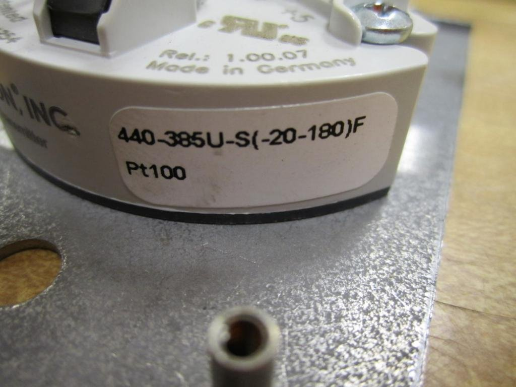 Pyro Mation 440-385U -S RTD Temperature Transmitter: Amazon.com ...
