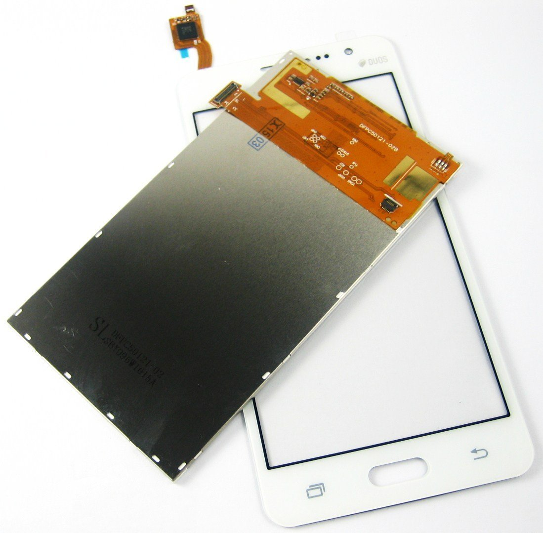 Lcd Display Screen With Touch For Samsung Galaxy Grand Neo Plus Oem Prime Sm G530 White Electronics