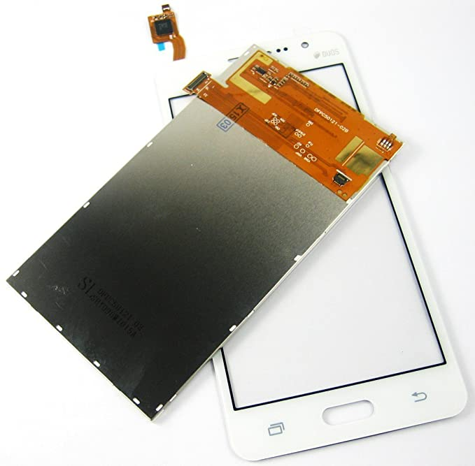LCD Display Screen with Touch for Samsung Galaxy Grand Prime SM-G530-WHITE