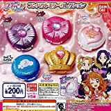 Aikatsu! Compact Mirror Collection Set of 3 Bandai Gachapon