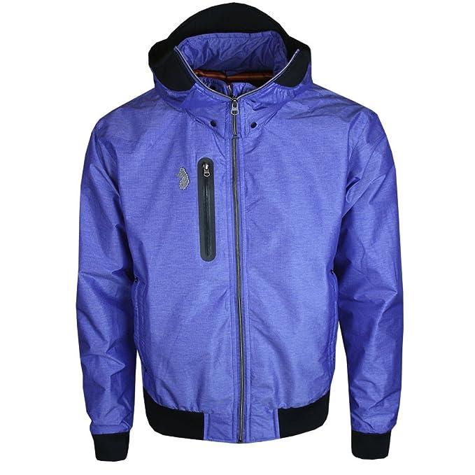 new design official store super quality LUKE 1977 Leo Jacket Blue: Amazon.co.uk: Clothing