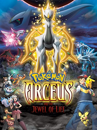 Pokémon: Arceus and the Jewel of Life (Arceus And The Jewel Of Life English)