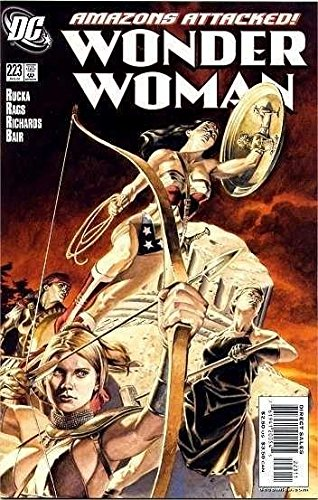 WONDER WOMAN #223 (1987) NM
